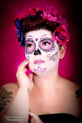 Sugar skull by Lifu