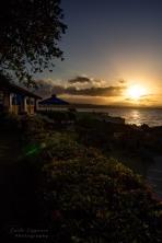 Sunset at Sosua